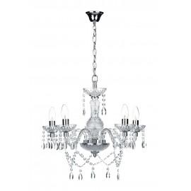 Katie 5 light chandelier