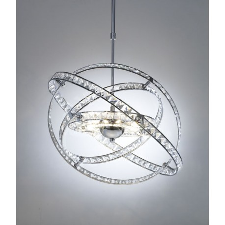 Eternity Futuristic pendant 10 light