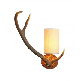 Antler wall bracket left