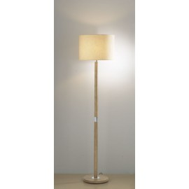 Avenue floor lamp Light Wood finish