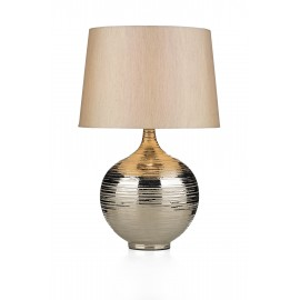Gustav table lamp large in silver