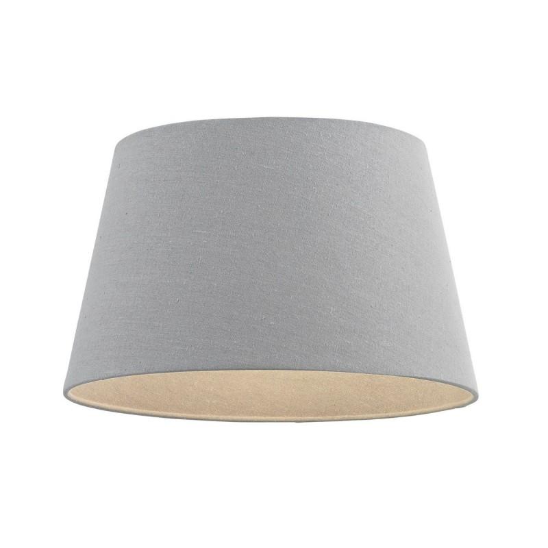 Cici 16 inch lamp shade grey beardsmore lighting cici 16 inch lamp shades aloadofball Image collections