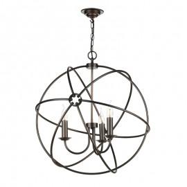 Orb 3 light ceiling pendant