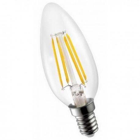 LED filament C35 bulb