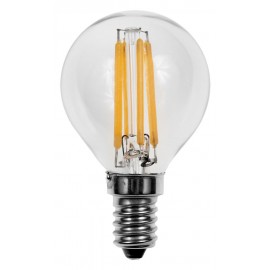 Golf ball E14 LED bulb