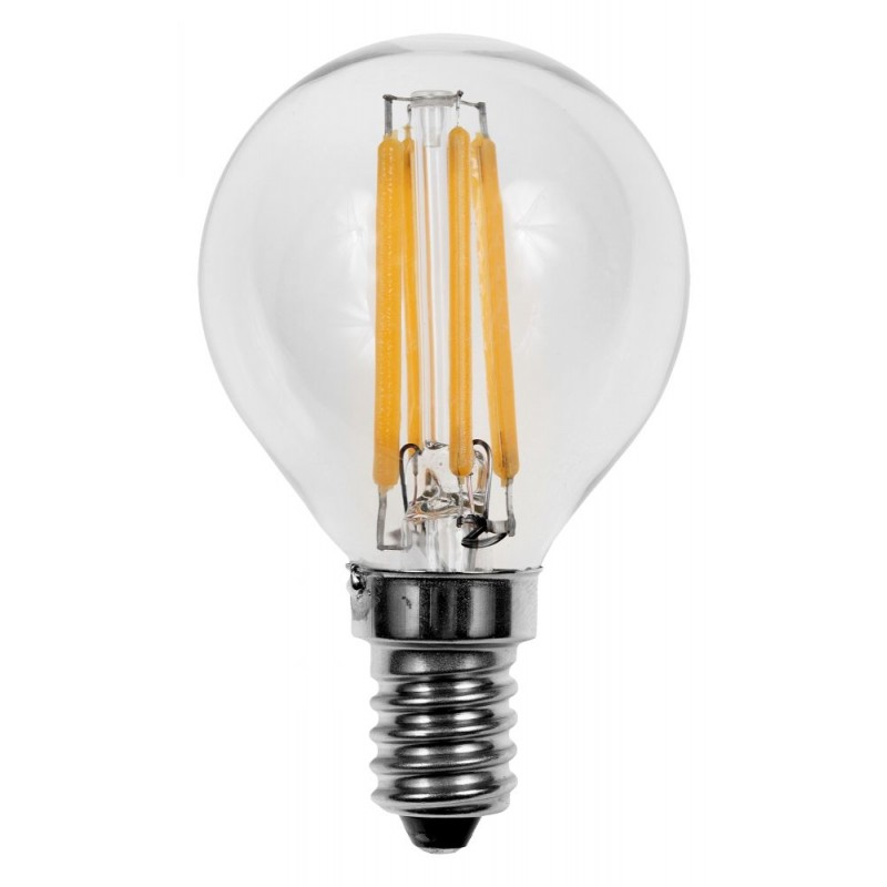 Golf ball E14 LED bulb - Beardsmore Lighting