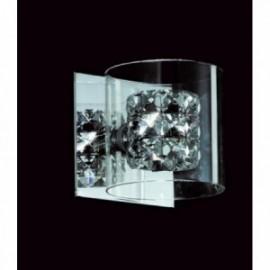 Impex Sonja chrome wall light CFH211171/01/WB/CH
