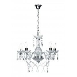 Katie 5 light chandelier