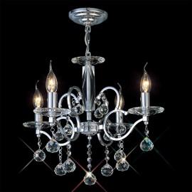 Diyas Zinta 4 light pendant