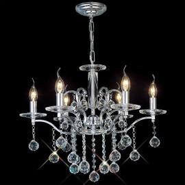 Diyas Zinta 6 light pendant