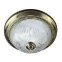Searchlight 2 light IP44 rated flush fitting