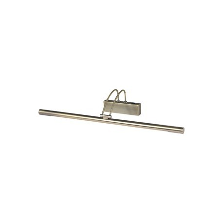 Searchlight 1 light Picture light antique brass finish
