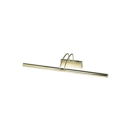 Searchlight 1 light Picture light polished brass finish