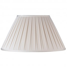 Carla Endon 14 inch pleated shade