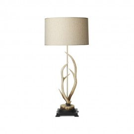 Antler table lamp david hunt lighting