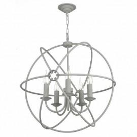 Orb 5 light ceiling pendant