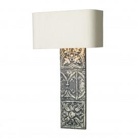 Tile wall light