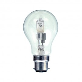 Halogen GLS BC 28W Energy Saving lamp 40W light output sold singly