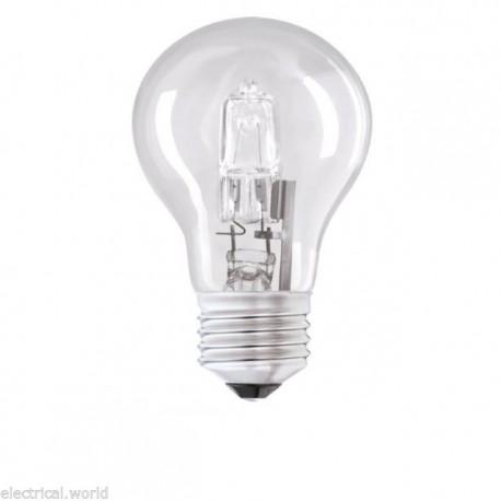 Halogen GLS ES 28W Energy Saving lamp 40W light output sold singly
