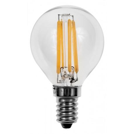 Golf ball E14 LED bulb