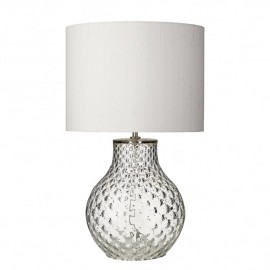 DAVID HUNT LIGHTING, Azores small clear t/lamp (base only)