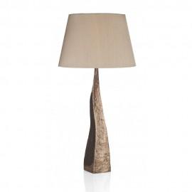 DAVID HUNT LIGHTING, Aztec copper t/lamp (base only)