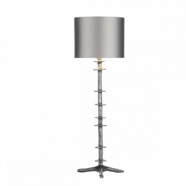 DAVID HUNT LIGHTING, Icarus t/lamp in pewter (base only)