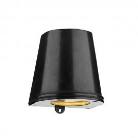 DAVID HUNT LIGHTING, Strait oxidised out/indoor light