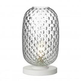 DAVID HUNT LIGHTING, Vidro large clear glass t/lamp