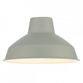 DAVID HUNT LIGHTING, Dexter metal shade in pebble