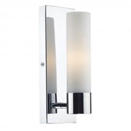 DAR LIGHTING Adagio polished chrome wall bracket