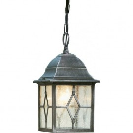 Torino ceiling outdoor lantern