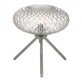 Bibiana Table Lamp Small Clear
