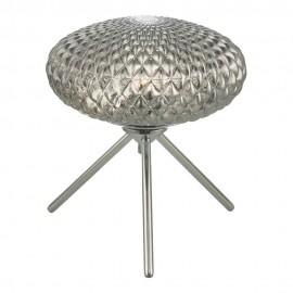 Bibiana Table Lamp Small Smoked