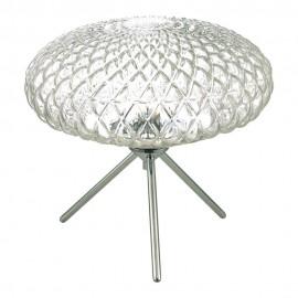 Bibiana Table Lamp Large Clear