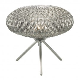 Bibiana Table Lamp Large Smoked