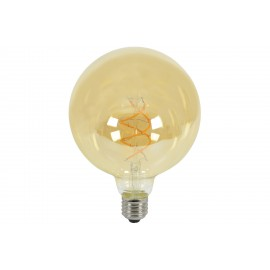 5w spiral filament E27 giant globe LED bulb