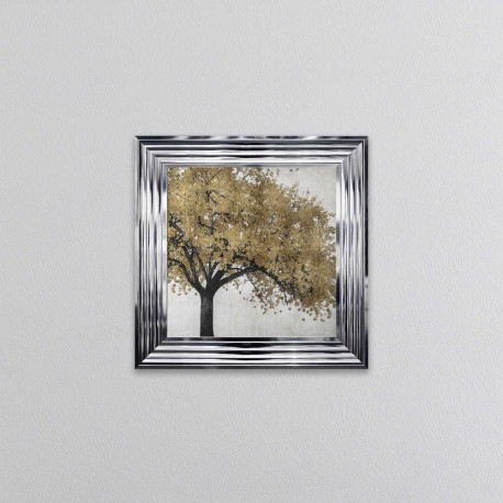 Golden Blossom Tree