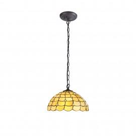 Jewel hanging tiffany single pendant
