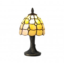 Jewel Mini Tiffany table lamp