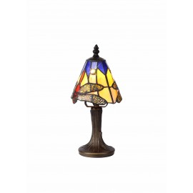 Jasper Mini Tiffany Table Lamp