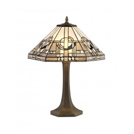 Agate Large Tiffany Table Lamp