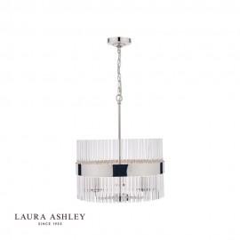 Laura Ashley Alexa 3 light pendant