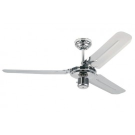 Westinghouse Industrial 48 Inch Chrome fan finish