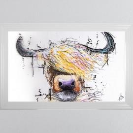Windy Cow